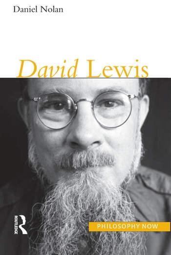David Lewis book cover