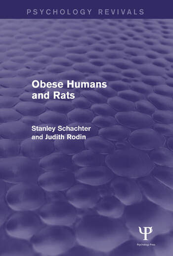 Obese Humans and Rats book cover