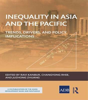 Inequality in Asia and the Pacific Trends, drivers, and policy implications book cover