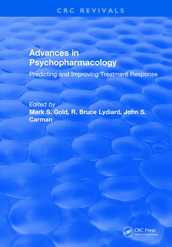 Advances in Psychopharmacology Improving Treatment Response book cover