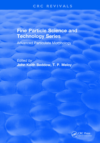 Advanced Particulate Morphology book cover