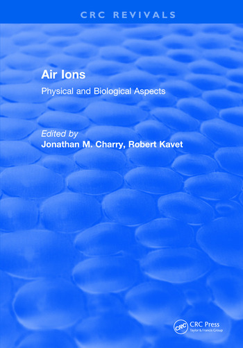 Air Ions Physical and Biological Aspects book cover