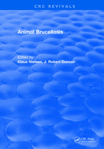 Animal Brucellosis book cover