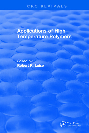 Applications of High Temperature Polymers book cover