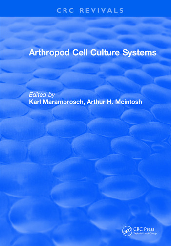 Arthropod Cell Culture Systems book cover