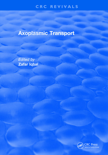 Axoplasmic Transport book cover