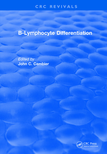 B-Lymphocyte Differentiation book cover