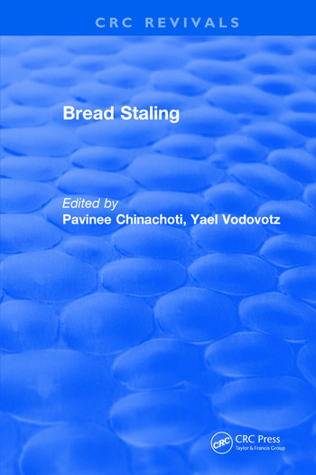 Bread Staling book cover