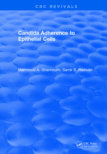 Candida Adherence to Epithelial Cells book cover