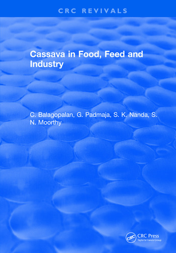 Cassava in Food, Feed and Industry book cover