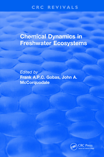 Chemical Dynamics in Freshwater Ecosystems book cover
