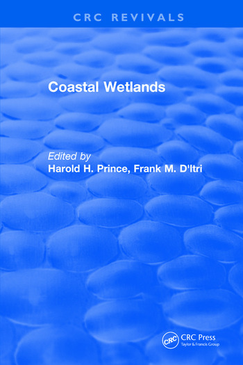 Coastal Wetlands book cover