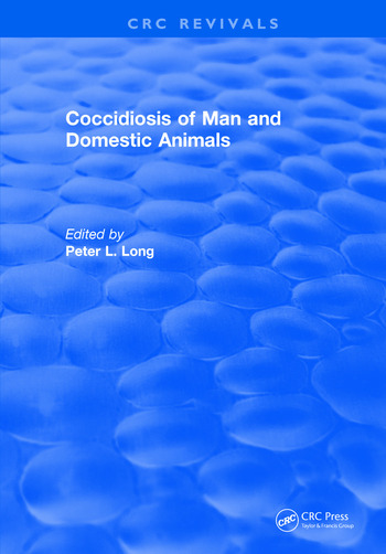 Coccidiosis of Man and Domestic Animals book cover