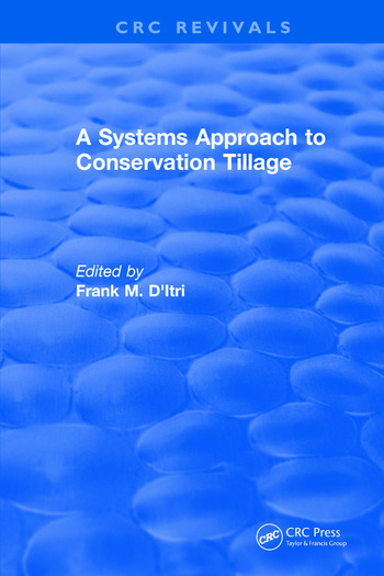 A Systems Approach to Conservation Tillage book cover