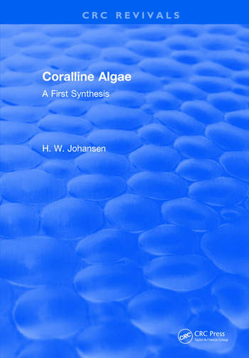 Coralline Algae A First Synthesis book cover