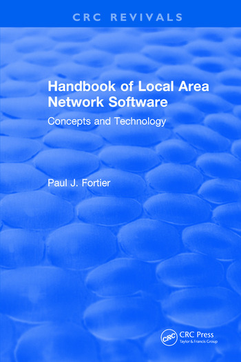 CRC Handbook of Local Area Network Software Concepts and Technology book cover