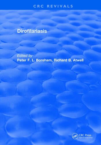 Dirofilariasis book cover