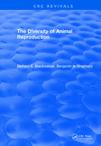 The Diversity of Animal Reproduction book cover