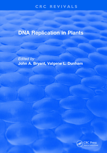 Dna Replication In Plants book cover
