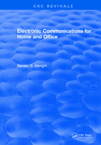 Electronic Communications for the Home and Office book cover