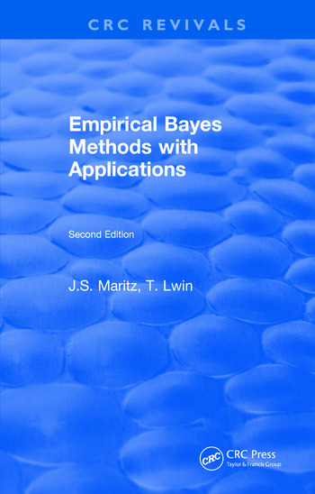 Empirical Bayes Methods with Applications book cover