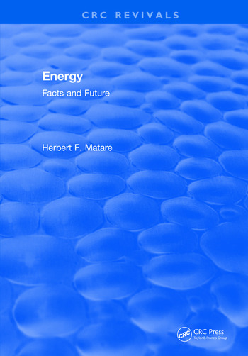 Energy Facts and Future book cover