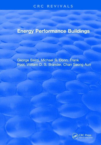 Energy Performance Buildings book cover