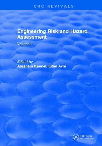 Engineering Risk and Hazard Assessment Volume I book cover