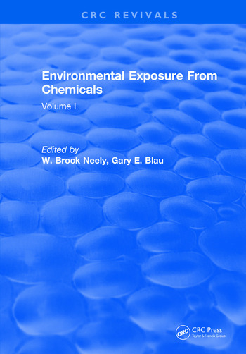 Environmental Exposure From Chemicals Volume I book cover