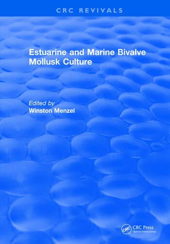 Estuarine and Marine Bivalve Mollusk Culture book cover