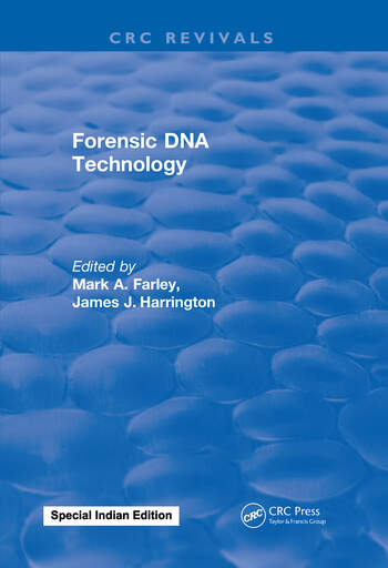 Forensic DNA Technology book cover