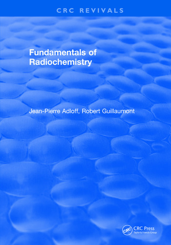 Fundamentals of Radiochemistry book cover