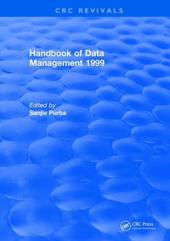 Handbook of Data Management 1999 Edition book cover