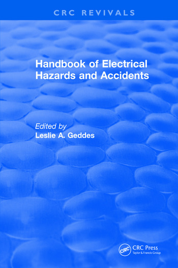Handbook of Electrical Hazards and Accidents book cover