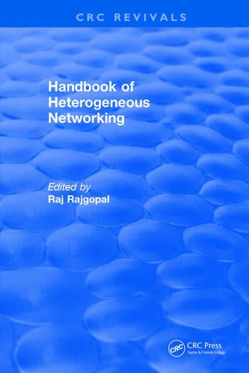 Handbook of Heterogeneous Networking book cover