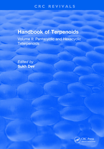 Handbook of Terpenoids Volume II book cover