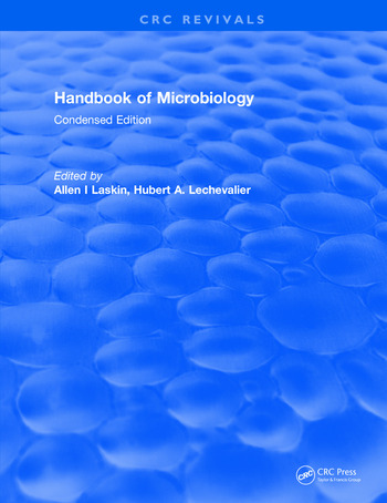 Handbook of Microbiology Condensed Edition book cover