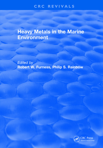 Heavy Metals in the Marine Environment book cover