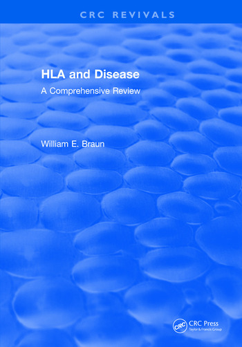 HLA and Disease A Comprehensive Review book cover