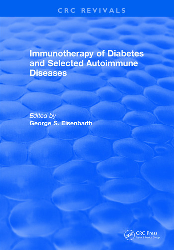 Immunotherapy of Diabetes and Selected Autoimmune Diseases Autoimmune 8 book cover