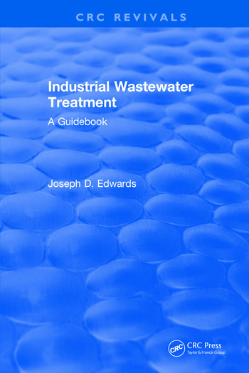 Industrial Wastewater Treatment book cover