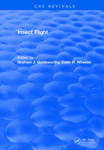 Insect Flight book cover