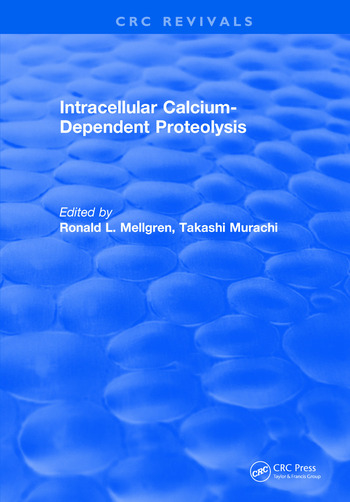 Intracellular Calcium-Dependent Proteolysis book cover