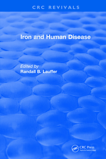 Iron and Human Disease book cover