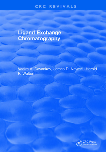 Ligand Exchange Chromatography book cover