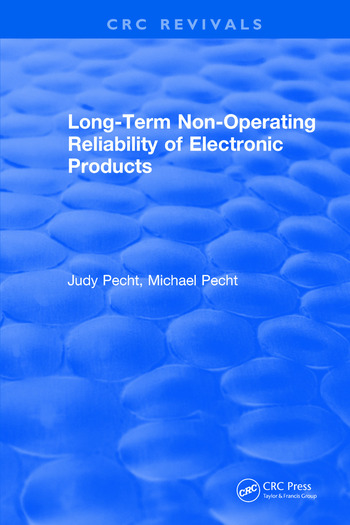 Long-Term Non-Operating Reliability of Electronic Products book cover