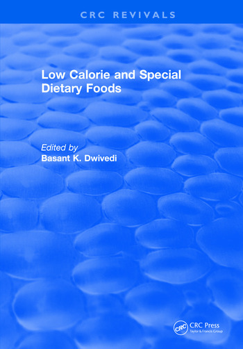 Low Calorie and Special Dietary Foods book cover
