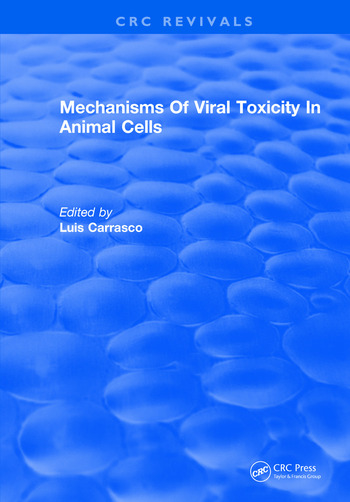 Mechanisms Of Viral Toxicity In Animal Cells book cover