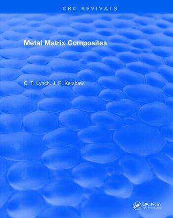 Metal Matrix Composites book cover