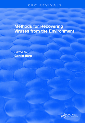 Methods For Recovering Viruses From The Environment book cover